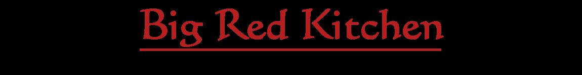 Big Red Kitchen logotype