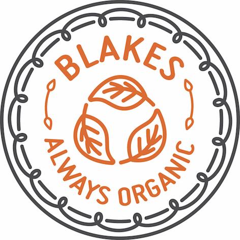 Blakes Always Organic logotype