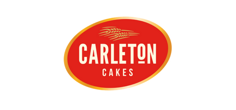 Carleton Cakes logotype