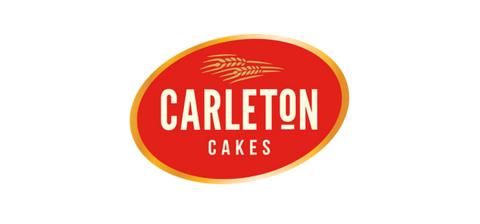Image of Carleton Cakes logotype