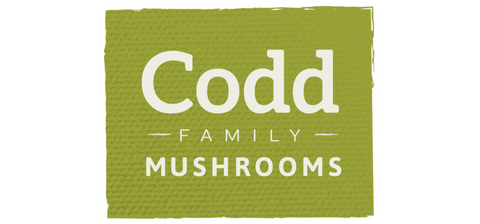 Codd Mushrooms logotype