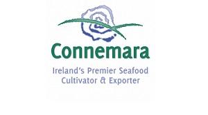 Connemara Seafoods logotype