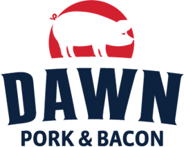 Image of Dawn Pork and Bacon logotype