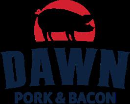 Dawn Pork and Bacon logotype