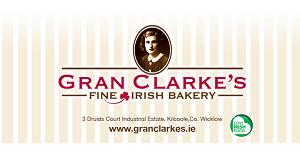Gran Clarke's Bakery logotype