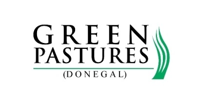 Image of Green Pastures & Natural Dairies logotype