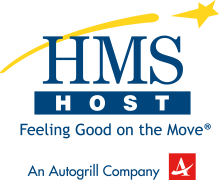 HMS Host Ireland logotype