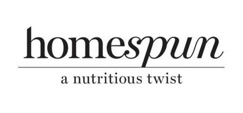 Homespun logotype