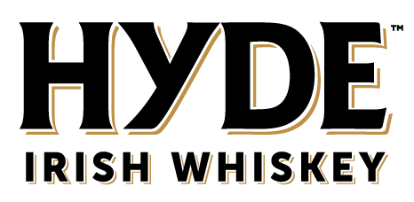 Image of HYDE IRISH WHISKEY logotype
