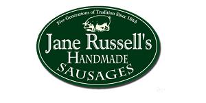 Image of Jane Russell's Original Irish logotype