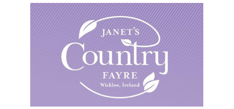 Janet's Country Fayre logotype