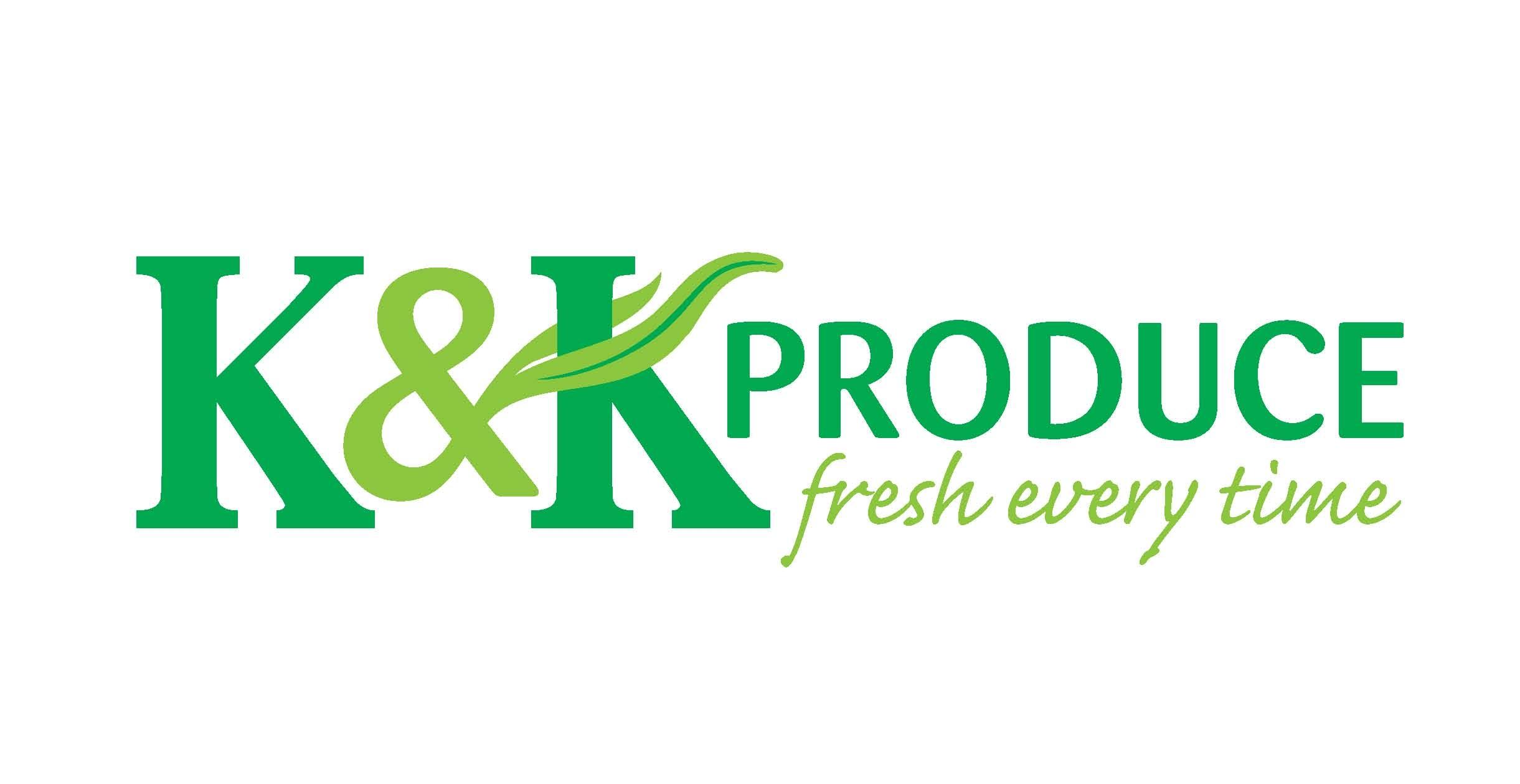 K & K Produce logotype