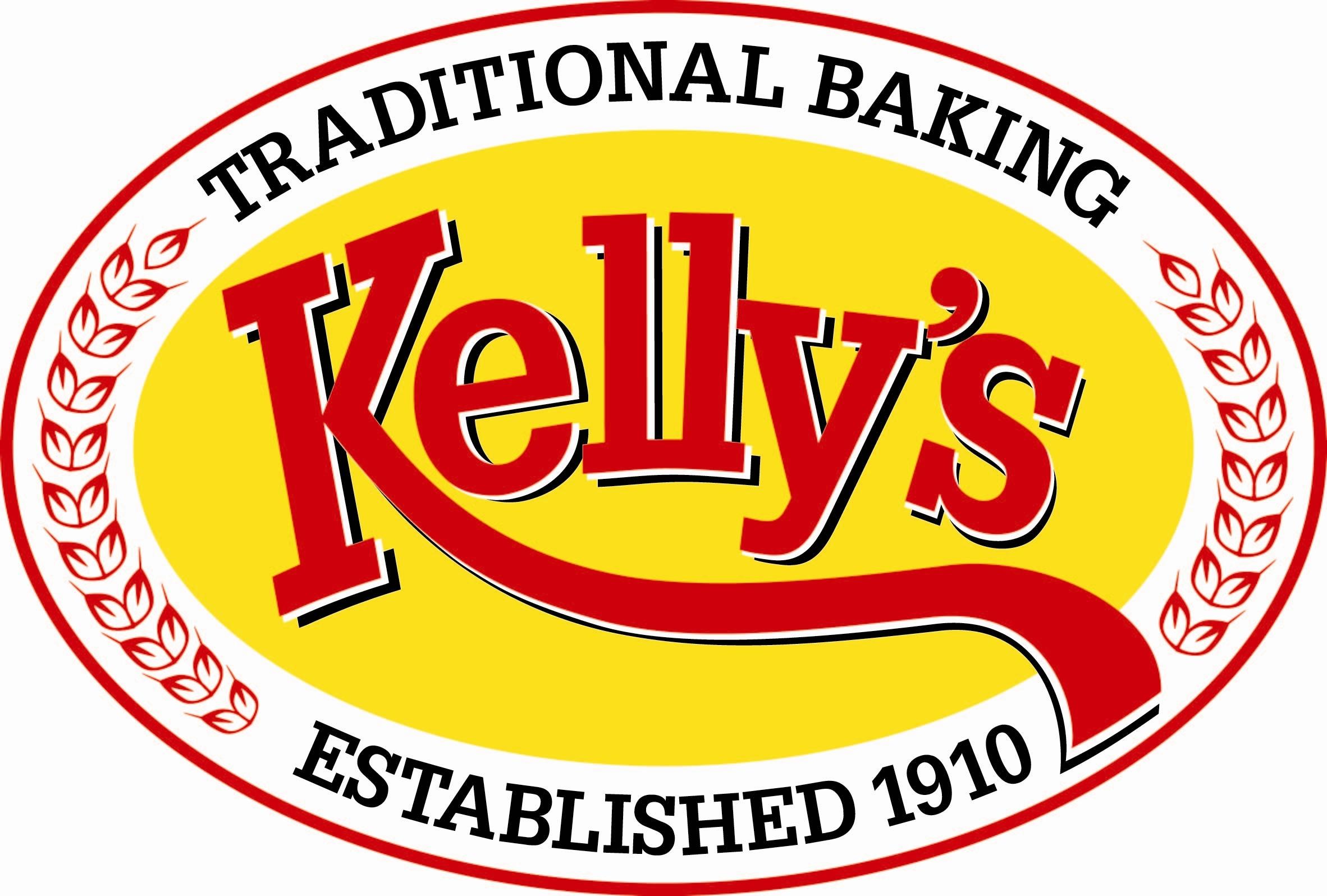 Image of Kelly's Bakery logotype