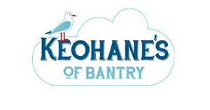 Image of Keohane Seafoods logotype