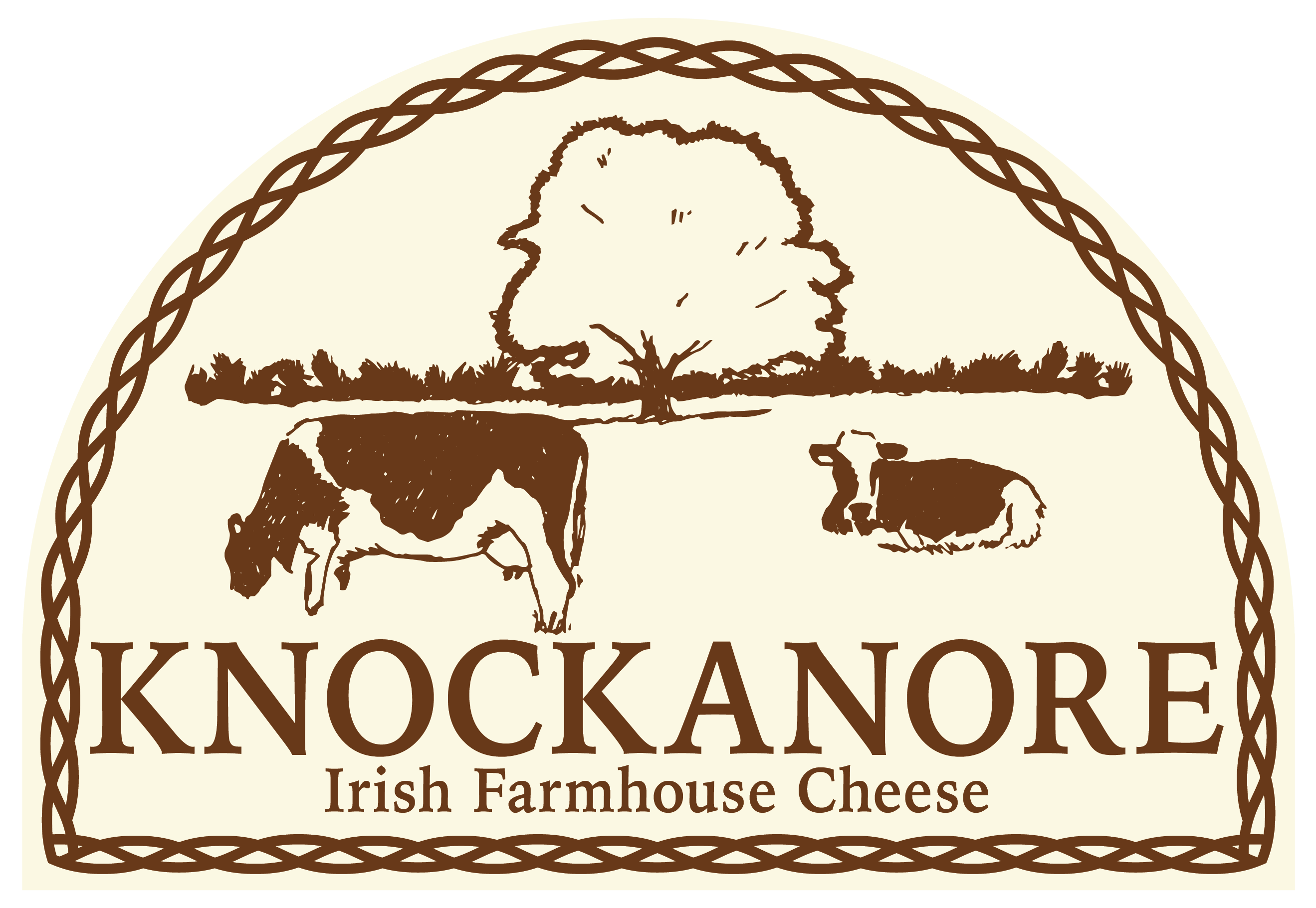 Image of Knockanore Farmhouse Cheese Co Ltd logotype