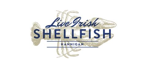 Image of Live Irish Shellfish logotype