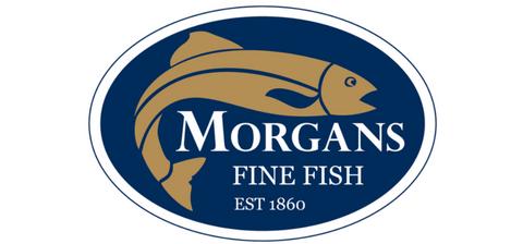 Image of Morgans Fine Fish logotype