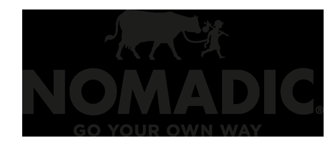 Nomadic Dairy logotype