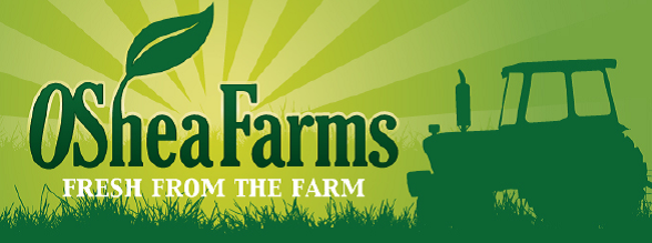 O'Shea Farms logotype