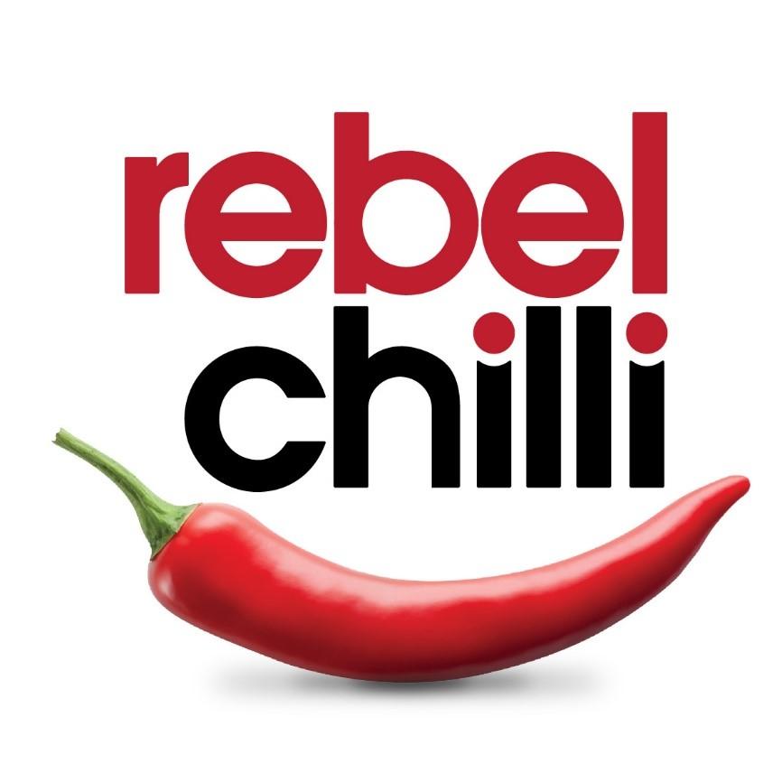 Image of Rebel Chilli logotype