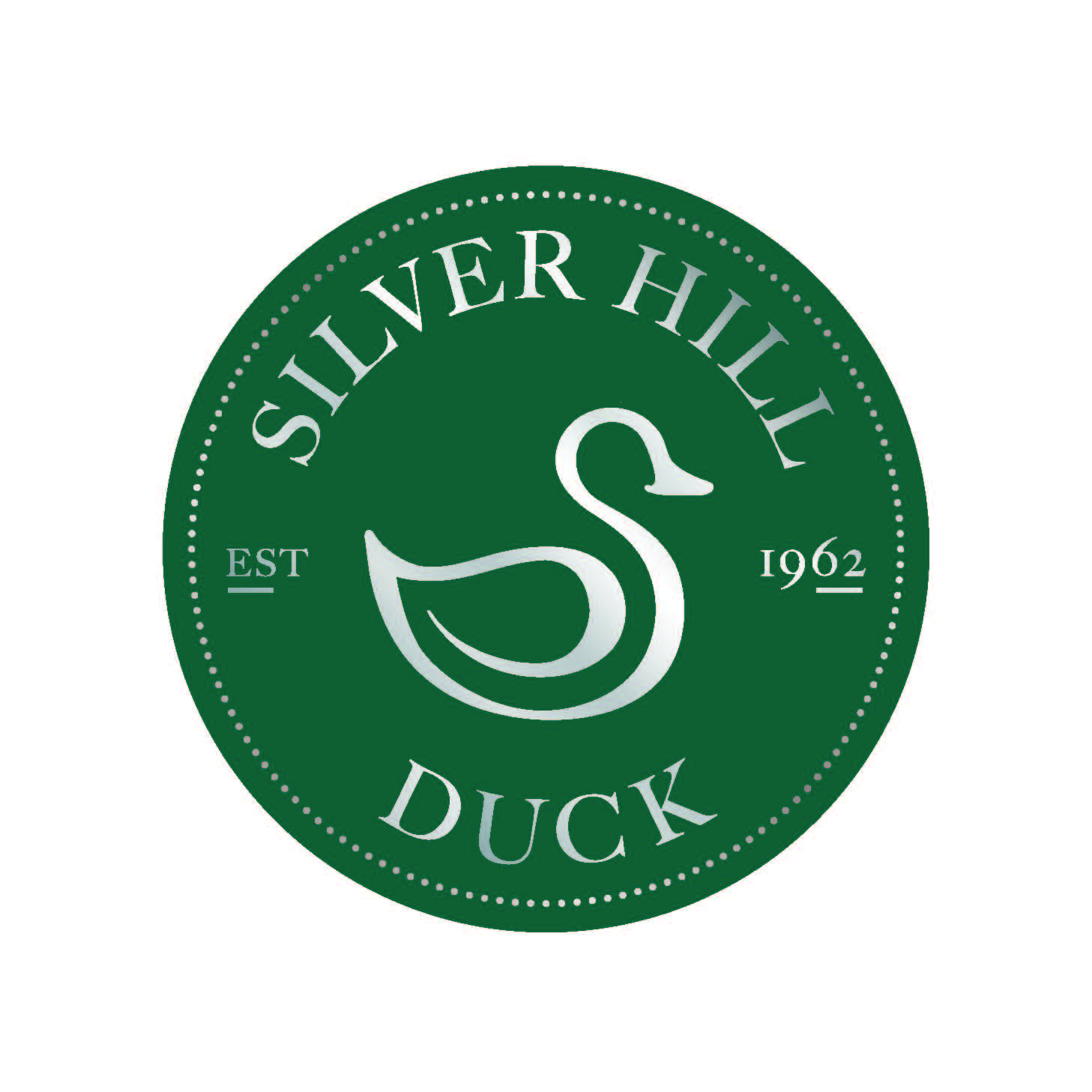Image of Silver Hill Duck logotype