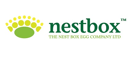The Nestbox Egg Company logotype